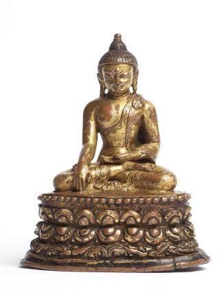 釋迦牟尼佛坐像