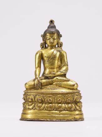 釋迦牟尼坐像