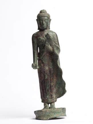 釋迦牟尼立像