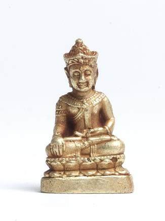 無量壽佛像;釋迦牟尼像