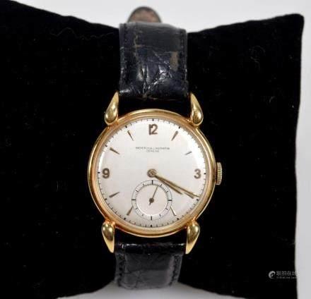 Vacheron & Constantin 18K 17 Jewels Wrist Watch