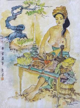 Li Manfeng (1913 – 1988)