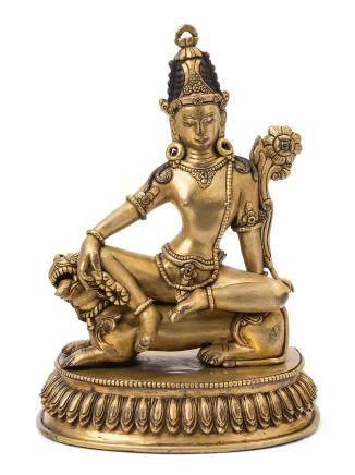 Lokeshvara Simhanada