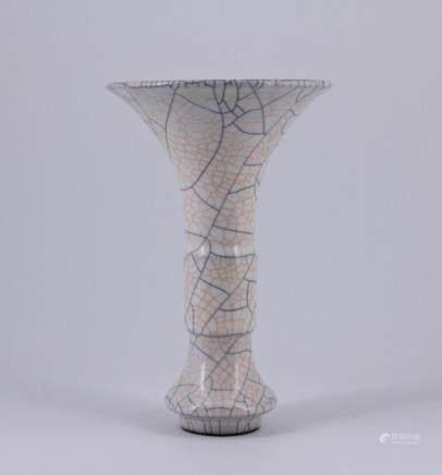 Song Ge Yao Crackle Porcelain Vase
