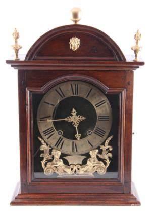 古董18世纪时钟