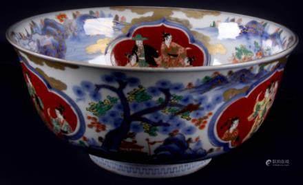 伊万里瓷器碗