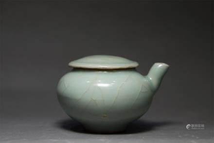 A Longquan Ware Waterpot