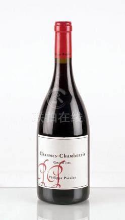 Charmes-Chambertin Grand Cru 2011, Philippe Pacalet - 1