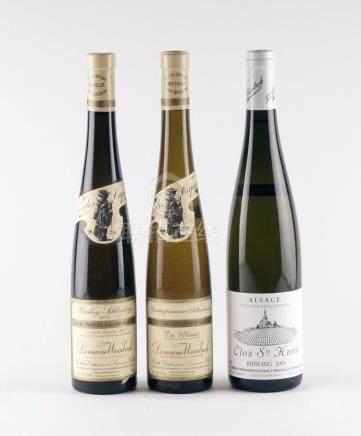 Sélection de Vins d'Alsace - 3 bouteilles