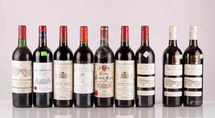 Sélection de Vins de Saint-Émilion &