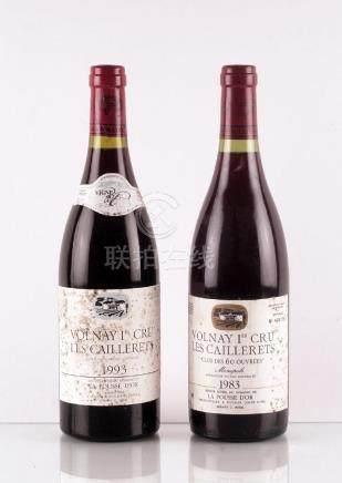 Sélection de Vins par le Domaine de Pousse d'Or- 2