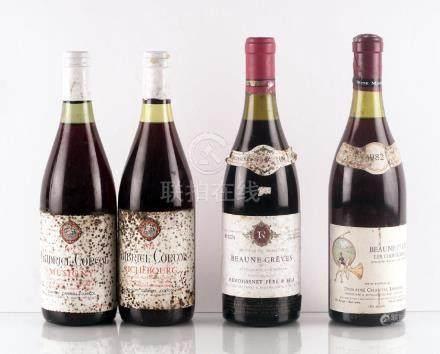 Sélection de Vins de Bourgogne - 4 bouteilles