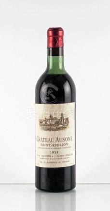 Château Ausone 1957 - 1 bouteille