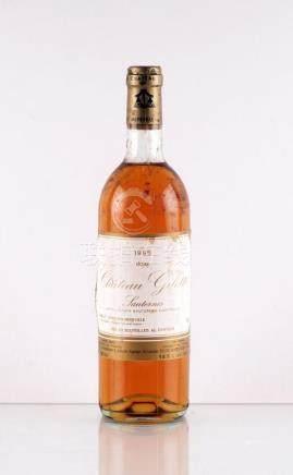 Château Gilette 1955 - 1 bouteille