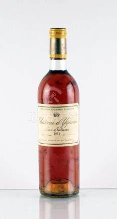 Château d'Yquem 1973 - 1 bouteille