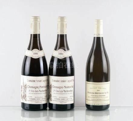Sélection de Vins de Chassagne-Montrachet - 3