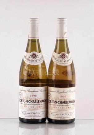 Corton-Charlemagne Grand Cru 1990, Bouchard Père & Fils