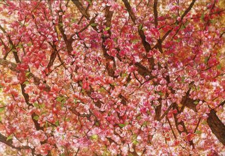 吳昊-故園桃花