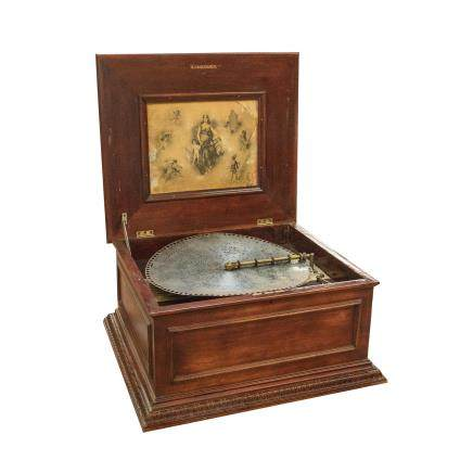 19th Antique Phonograph