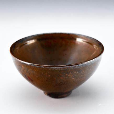 JIAN WARE BROWN GLAZE TEA BOWL