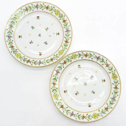 Lot of 2 Amstel Plates