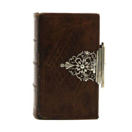 Bible with Silver Clasp