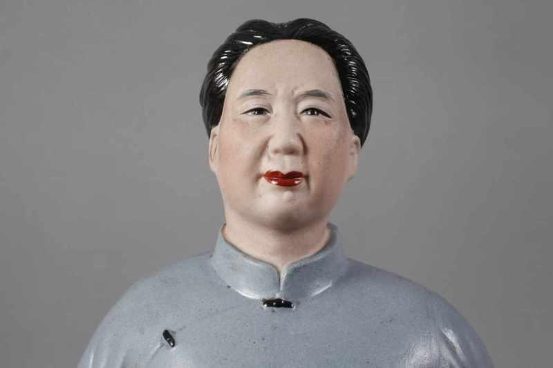 文革主席雕塑