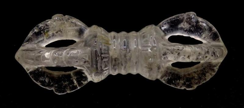 水晶金刚杵