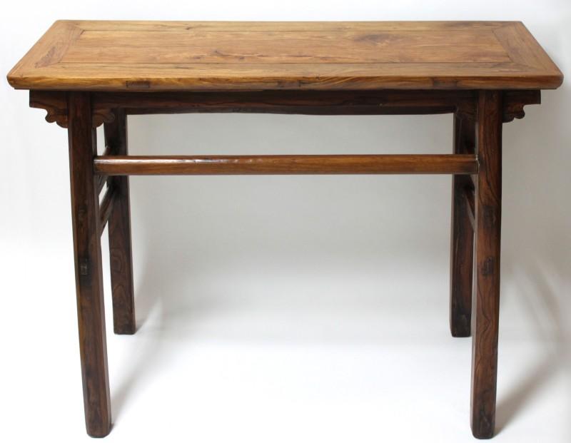 黄花梨小桌