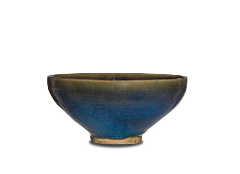 Chinese Jun Glazed Bowl, Yuan